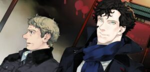 Sherlock Holmes en manga
