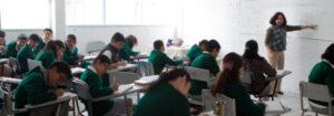 Educación en México contra el narcotráfico