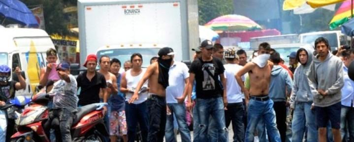 barrios peligrosos en la CDMX tepito