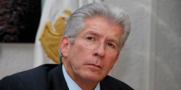 Gerardo Ruíz Esparza socavon