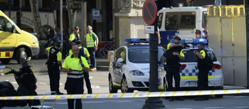 atentado en barcelona 17 de agosto 2017