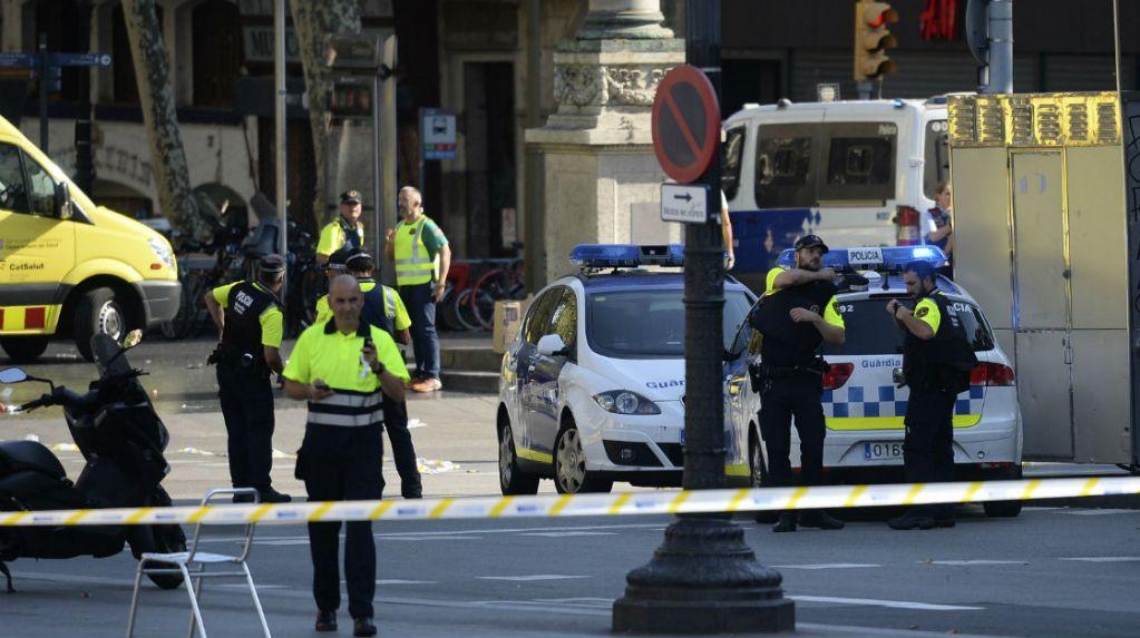 BARCELONA Y EL LAMENTABLE ATENTADO ¿TERRORISTA?