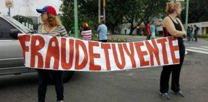 Elecciones Venezuela constituyente