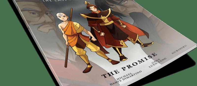 Avatar THE LAST AIRBENDER la promesa