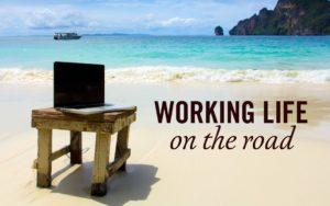 viajar y trabajar