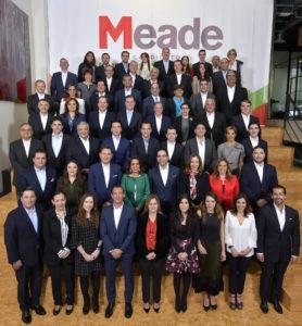 Equipo de Campaña, Meade.
