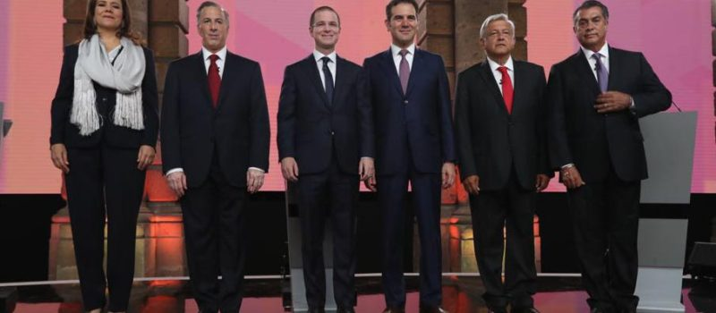rimer debate presidencial 2018