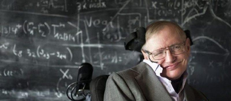 Stephen Hawking, la mente mas brillante dentro de un humano cualquiera