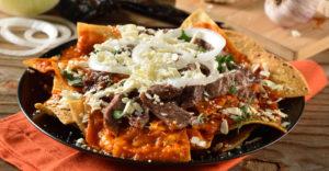chilaquiles platillo mexicano