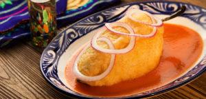 chiles rellenos platillo mexicano