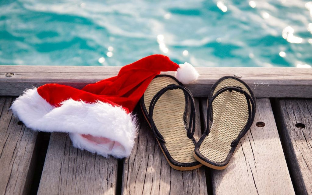 Viajar en temporada navideña