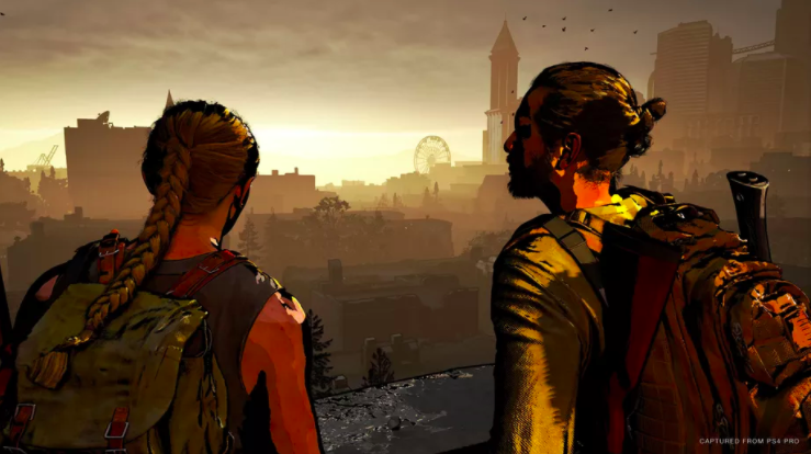La jugabilidad de The Last of Us